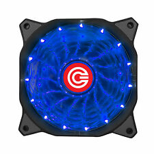 Circle CG 16XB - BLUE Silent High Quality LED Gaming Computer Case Fan