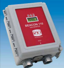 RKI Instruments Beacon 110 Gas Detection Complete System for Oxygen Level