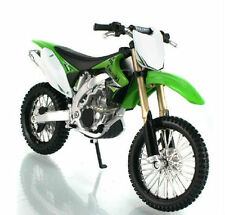 MAISTO 1:12 Kawasaki KX 450F GREEN MOTORCYCLE BIKE DIECAST MODEL Toy New IN BOX