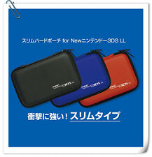 NEW 3DS LL / XL Hard Airfoam Pouch Protector Travel Bag HORI