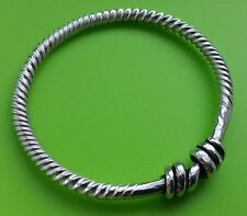 Extra Small Viking Permian Arm Ring Bracelet Solid Hand Crafted Pewter