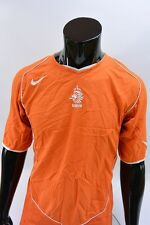 2004-06 NIKE KNVB NETHERLAND Holland Home Shirt Euro 2004 SIZE L (adults)