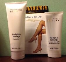 The Right To Bare Legs Medium Moisturizer & Corrective Cover Up BY JOAN RIVERS
