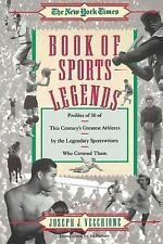 Book of Sports Legends : Profiles of 50 of This Century's Greatest Athletes...