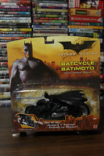 Mattel 2005 Batman Begins Batcycle Batimoto Vehicle with Projectile