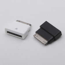 Black Dock Extender Extension Adapter Cable For iPhone 4 4S iPod Touch 4