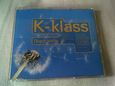 K-KLASS - DON'T STOP - OLD SKOOL DANCE CD SINGLE