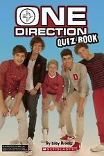 One Direction : Quiz Book by Molly Hodgin and Riley Brooks (2012, Paperback)LOOK