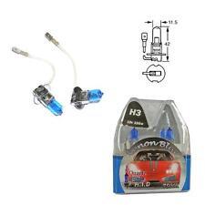 H3 7500k 100w luce di nebbia di ricambio/LAMPADA LAMPADINE HID look-VOLKSWAGEN VW LUPO