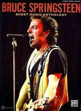 Bruce Springsteen Sheet Music Anthology Piano Vocal Guitar Book NEW!