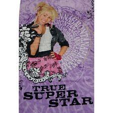 HANNAH MONTANA Disney® TRUE SUPER STAR Strandtuch Strandlaken Badetuch 75x150cm