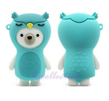 Pretec 8GB 8G Kappi OWL to Bear USB 3.0 Flash Drive Disk Animal Figure Blue Cute