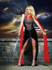 Scandalous Sword Warrior Costume for Women size Small New by Dreamgirl 9407
