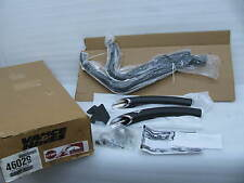 New Vance & Hines 2into2 Harley Davidson Softail Big Radius Exhaust Pipes 46029