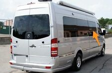 Sprinter/Crafter O/S/F Fixed Window in Privacy Tint MWB LWB