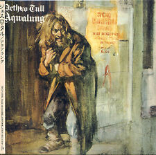 JETHRO TULL Aqualung (1971) Japan Mini LP CD TOCP-65882