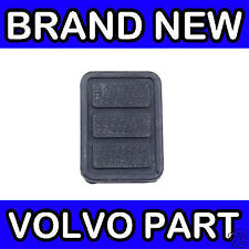 Volvo 120, 140, 240, 260, 740, 760, 940, 960, S90, V90 Manual Brake Pedal Pad