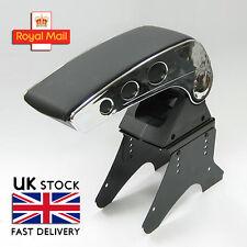 Leather Armrest Centre Console Fits Citroen C3 Picasso C6 C5 C4 Xsara Berlingo