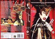 Farinelli Il Castrato, Elsa Zylberstein Video Promo Sample Sleeve/Cover #14617