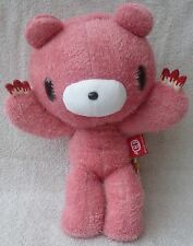 Official Chax GP TAITO Gloomy Bear Pink Standing Soft Plush Toy Japan Kawaii 17""