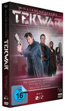 TekWar - DVD-Box 2/2 - Die komplette Serie (Cyberpunk ähnlich Max Headroom)