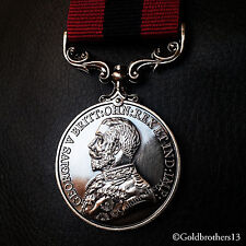 DISTINGUISHED CONDUCT MEDAL GEORGE V HIGHEST AWARD BRAVERY BRITISH ARMY COPY