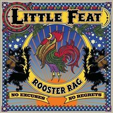 NEW Rooster Rag by Little Feat CD (CD) Free P&H