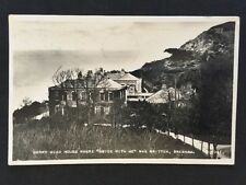 Vintage Postcard - Devon #A6 - RP Berry Head House, Brixham - 1956 Valentines