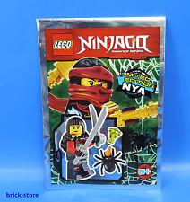 LEGO Ninjago Figura 891620 Edizione Limitata / NYA / Sacchetto plastica