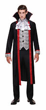 Vampire Duke Halloween Horror Fancy Dress Costume Outfit Size M-L P9342