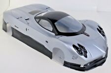 Pre-Painted RC Body 1/10th Scale Zonda HPI Losi Traxxas Kyohso Pagani