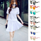 Women's Classic Cat Eye Outdoor Fashion Shades Vintage Retro Sunglasses Hot FV5