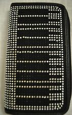 NWT KEYBOARD WALLET ORGANIZER  PIANO KEYS IN CRYSTALS