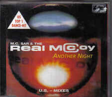 MC Sar &the Real McCoy- Another night cd maxi single