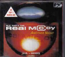 MC Sar &the Real McCoy- Another night cd maxi single