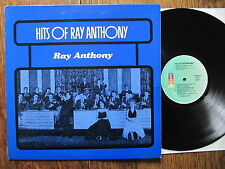 Ray Anthony Hits of USA Aero Space sounds clear and strong M-/M- ! Vinyl LP TOP!
