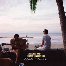 KINGS OF CONVENIENCE DECLARATION OF INDEPENDENCE CD NEW