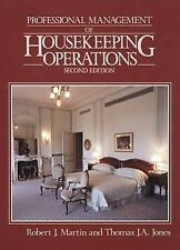 Professional Management of Housekeeping Operations-ExLibrary