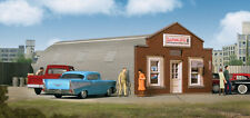 Southtown Hi-Fi Building kit, Quonset Hut type  HO scale