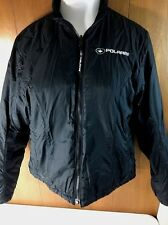 Polaris Jacket Snowmobiling ATV Winter Pure Women's Medium Black EUC