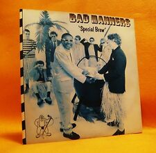 "7"" Single Vinyl 45 Bad Manners Special Brew 2TR 1980 (MINT) Ska Reggae"