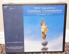 181st Semiannual General Conference October 2011 CD LDS MORMON Eyring Monson