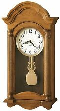 "625-282 HOWARD MILLER DUAL CHIME WALL CLOCK ""AMANDA"" 625282"