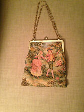 VINTAGE TAPESTRY HANDBAG JR - EXCELLENT SHAPE