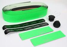 Deda Elementi Mistral Road Bike Handlebar Bar Tape Soft Touch FLUORESCENT GREEN