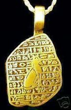 Gold Plated over Sterling silver Egyptian Egypt Bast Cat pendant charm Jewelry