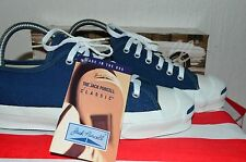 Converse Jack Purcell Vintage Rare Canvas Deadstock OG MADE IN USA 5.5 NWB