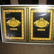Vintage Partagas Cigar Brand Playing Cards - sealed