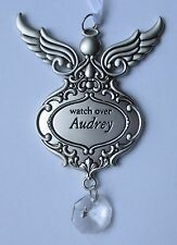 ND WATCH OVER Audrey Guardian Angel ORNAMENT Car charm Ganz