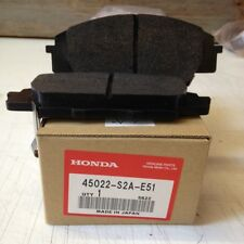 GENUINE HONDA S2000 FRONT BRAKE PADS 1999-2009